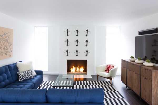 contemporary-living-fireplace-photo