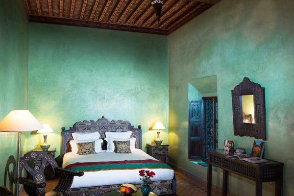 Moroccan-green-luxury-hotel-room