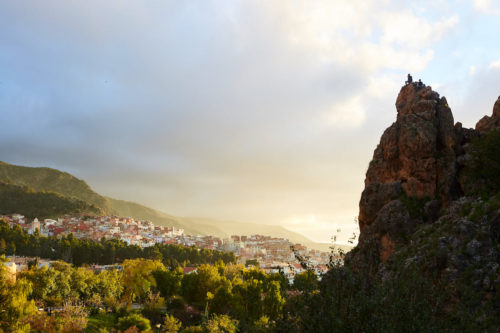 Azoru_Morocco_Mountain_Village_Landscape