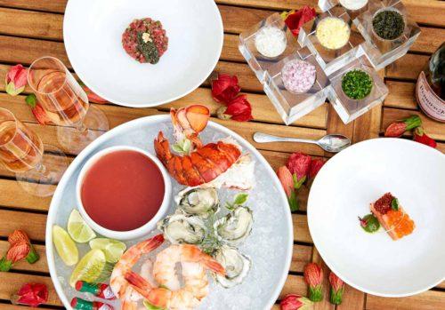 Seafood_Caviar_champagne_luxury_hotel_food