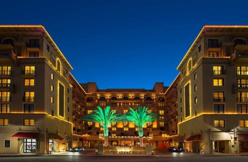 Beverly-hills-montage-hotel-twilight-architecture-photography