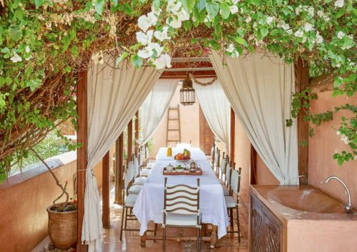 Marrakech_Home_private_outdoor_dining