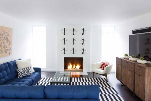 contemporary-living-fireplace-photo